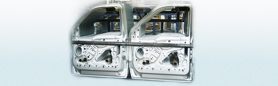 Sheet metalVehicle Components
